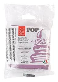 Pop Sugar Paste 250 g – fialová